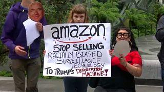 Sztrájk az Amazonnál