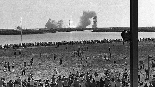 Les 50 ans du lancement d'Apollo XI, direction la Lune