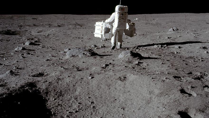 سفر انسان به ماه ۵۰ ساله شد