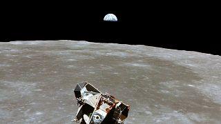 """""""Wir haben es einfach gemacht"""": 50 Jahre Mondlandung"""