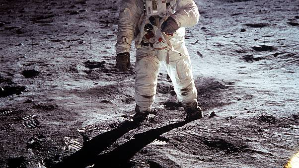 50 éve lépett először ember a Holdra