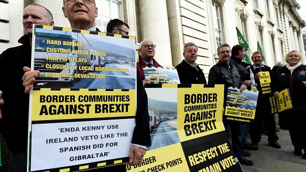 The Brexit backstop is a hugely contentious issue on both sides of the Ireland-UK border.