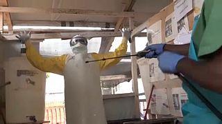 Эбола в большом городе