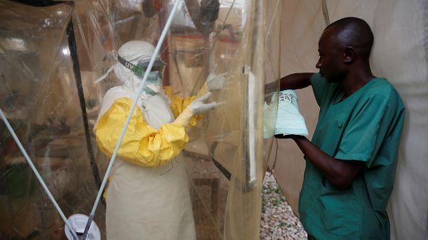 Nyugtalanítóan terjed az ebola