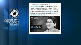 Fariba Adelkhah, éminente chercheuse franco-iranienne, emprisonnée en Iran