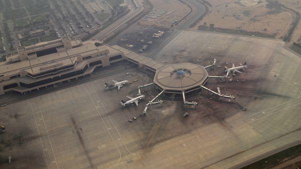 Karaçi Havaalanı / Pakistan