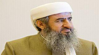 Una foto recente del Mullah Krekar.