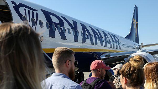 Ryanair geciken Boeing 737 MAX siparişleri yüzünden bazı havaalanı merkezlerini kapatıyor
