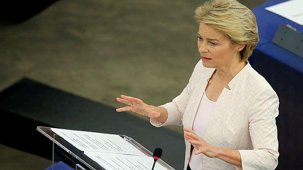 أورسولا فون دير لين المرشحة لتولي رئاسة المفوضية الأوروبية