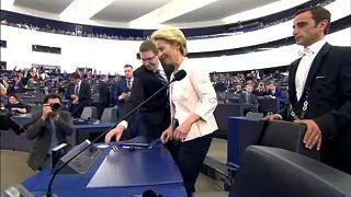 Посулы Урсулы евродепутатам