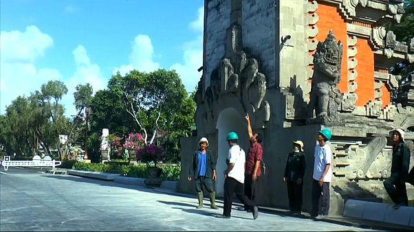 Erdbeben auf Urlaubsinsel Bali