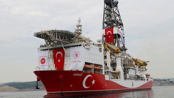 Luta pelas jazidas de gás natural no Mediterrâneo oriental