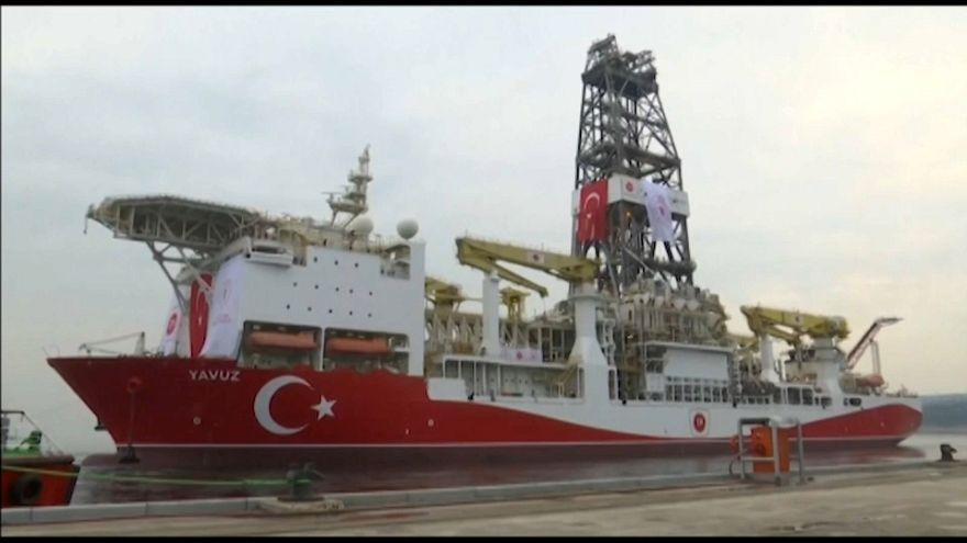 Pulso entre Turquía y la UE por las perforaciones en aguas de Chipre