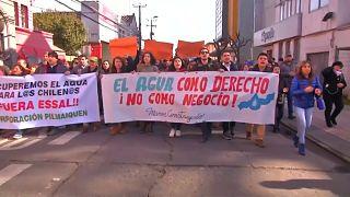 Una semana sin agua en Osorno por un derrame de combustible