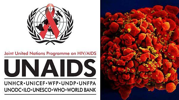 BM: 2018'de 770 bin kişi AIDS'ten hayatını kaybetti