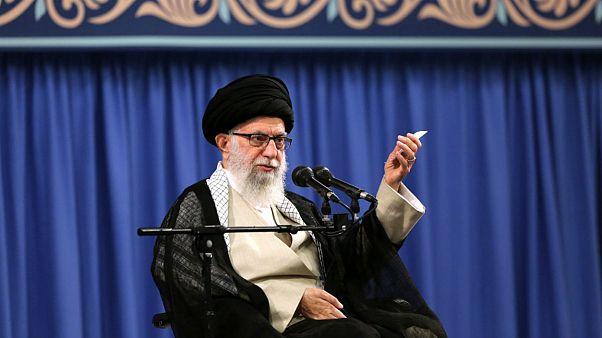 رهبر ایران خطاب به اروپاییها: خُب پُرروها! شما که به تعهدتان عمل نکردید