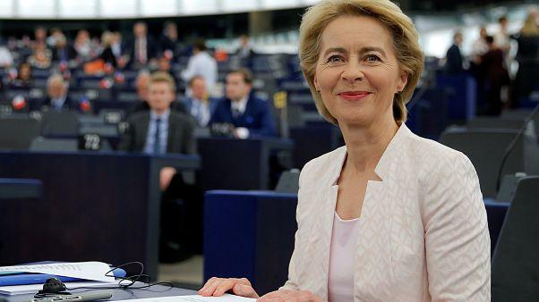 Ursula von der Leyen quer uma Europa Unida e forte
