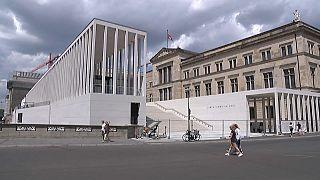 A Berlin, une nouvelle galerie d'accès pour l¨'Ile aux Musées