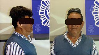 Spagna, beccato con mezzo chilo di cocaina nascosta sotto il parrucchino