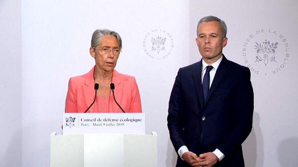 Elisabeth Borne remplace De Rugy au ministère de la transition écologique
