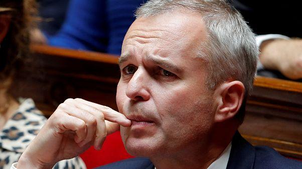 Fransız bakan De Rugy 'ıstakoz skandalı' sonrası istifa etti