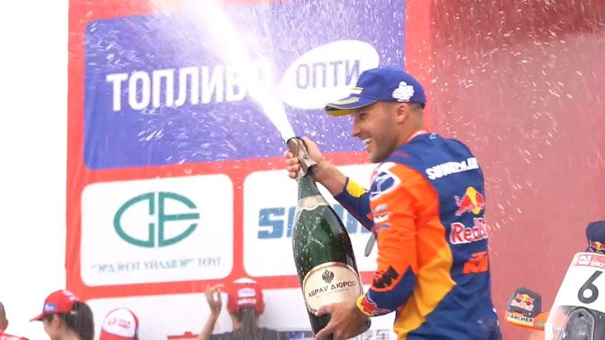 Sunderland, Al Attiyah y Shibalov ganadores del Silk Way Rally