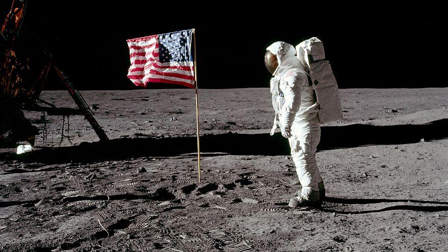 Copyright: Neil Armstrong/NASA/Handout via REUTERS/File Photo