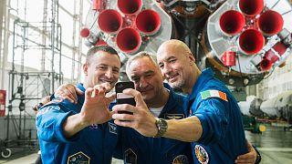 Az űrhajósok titkos szokásai felszállás előtt