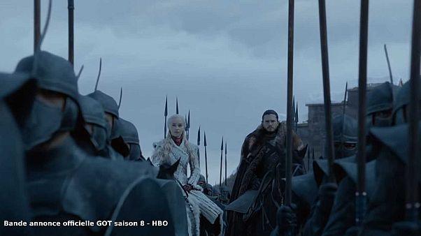 "Emmy Awards : la série ""Game of Thrones"" bat un record avec 32 nominations"