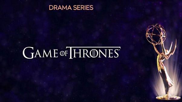 Emmy Ödülleri'nin tahtına Game of Thrones oturdu: 'GOT' 32 adaylıkla rekor kırdı