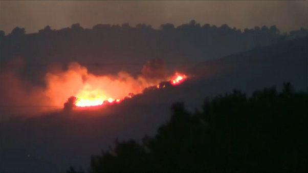 Лето в Европе: осторожно, пожары!