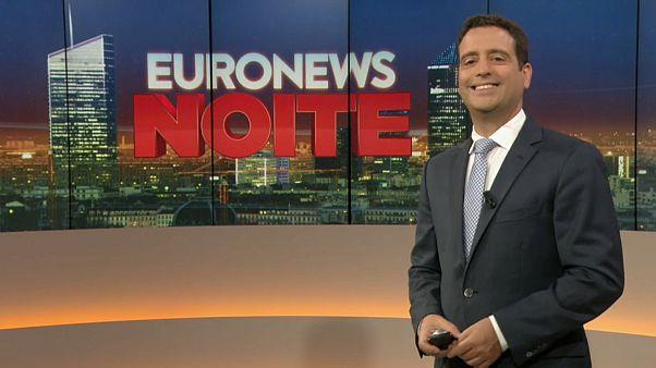 Euronews Noite | As notícias do Mundo de 16 de julho de 2019