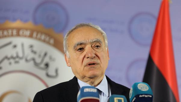 مبعوث الأمم المتحدة إلى ليبيا يلتقي بوزير خارجية الإمارات لبحث سبل إنهاء القتال في ليبيا