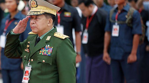Genelkurmay Başkanı Min Aung Hlaing