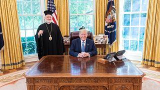 Αρχιεπίσκοπος Αμερικής Ελπιδοφόρος: Ο Τραμπ θα υποστηρίξει το Οικουμενικό Πατριαρχείο