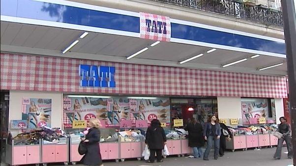 En France, il ne restera bientôt plus qu'un seul magasin de l'enseigne Tati