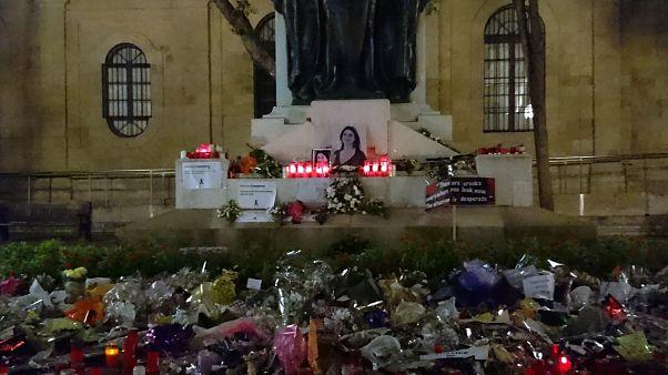 Öldürülen Maltalı gazeteci Galizia'nın davasında 3 kişi yargılanacak