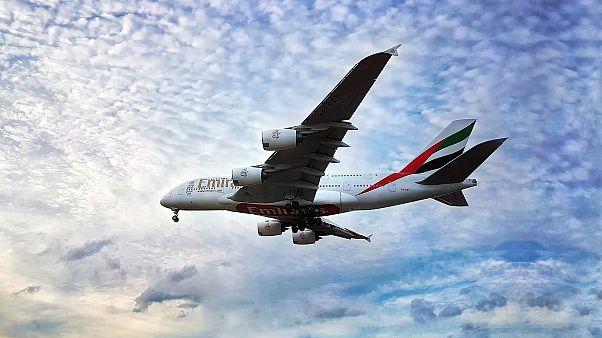 شاهد: فوضى على متن طائرة إماراتية متجهة من آوكلاند إلى دبي... والسبب ؟