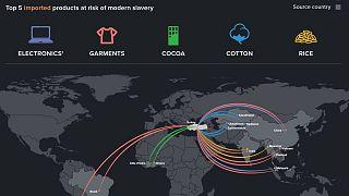 Küresel Kölelik İndeksi: 40 milyondan fazla modern kölenin 509 bini Türkiye'de