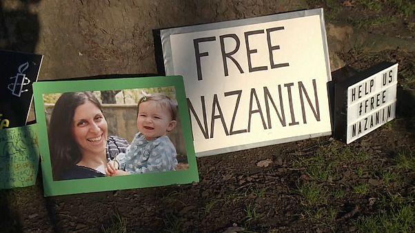 Σε ψυχιατρική κλινική η Ιρανοβρετανή Ναζανίν Ζαγκαρί Λάτκλιφ