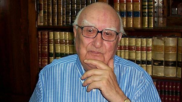 Andrea Camilleri: Author of Inspector Montalbano novels dies aged 93