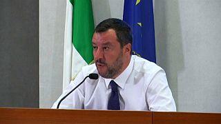 Salvini a parlament előtt tisztázná magát