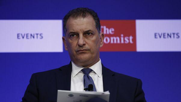 Ο υπουργό Ενέργειας, Εμπορίου και Βιομηχανίας της Κύπρου, Γιώργος Λακκότρυπης