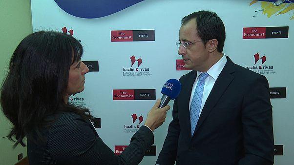 Χριστοδουλίδης: Με διάλογο θα λύσουμε τα προβλήματα με την Τουρκία
