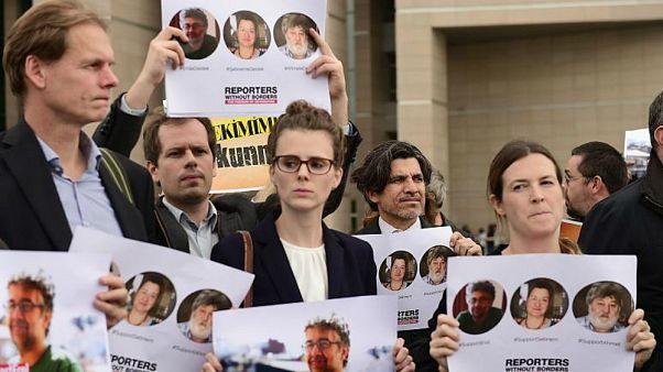 Özgür Gündem davasında Fincancı, Önderoğlu ve Nesin hakkında beraat kararı