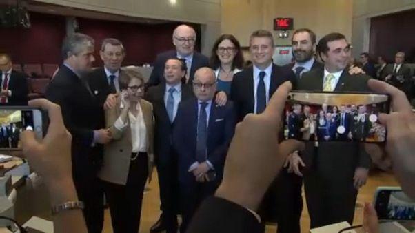 A termelők és a zöldek kétségekkel fogadják a Mercosur-megállapodást