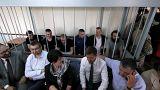 Суд продлил арест 6 из 24 украинских моряков, задержанных в Керченском проливе