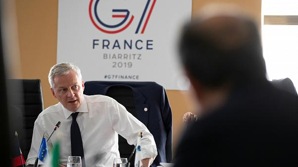 France urges G7 to reach global corporate tax deal