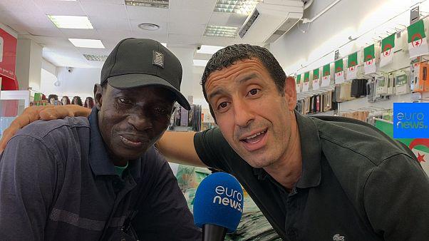 A Lyon, Sénégalais et Algériens prêts pour la finale de la Coupe d'Afrique