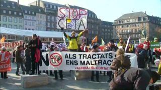 Frankreich stimmt über CETA ab